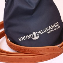 Etrivières en cuir pleine fleur Bruno Delgrange