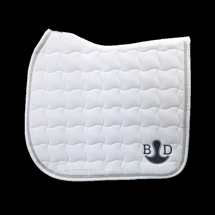 Dressage saddle pad - Bruno Delgrange