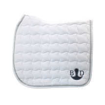 Dressage saddle pad - Bruno Delgrange