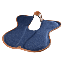 Shock absorbing saddle pad - Bruno Delgrange